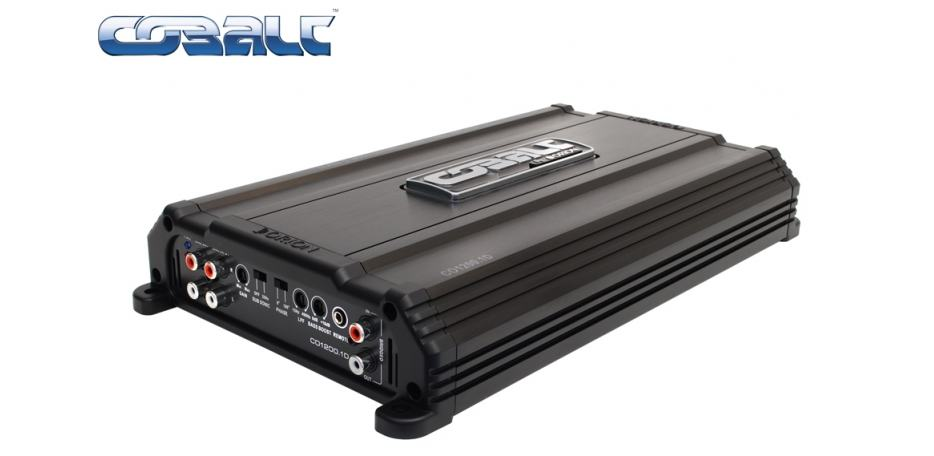 Iphone Remote Car Starter >> Cobalt CB1200.1D - Stereo Zone Car Audio Dallas