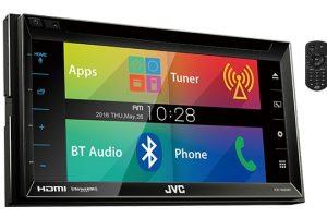 JVC KW-V620BT Double Din Stereo